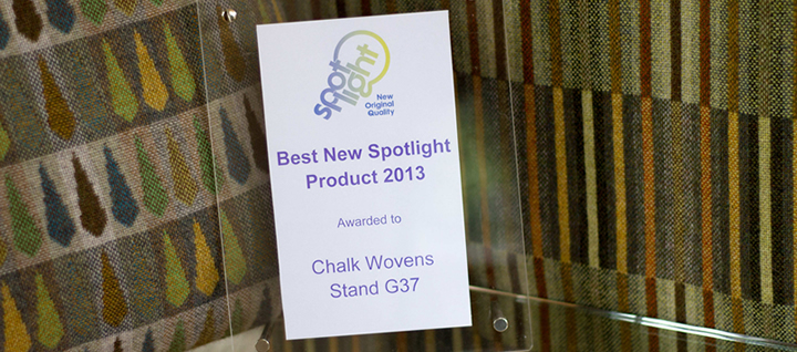 Chalk wins Best New Product 2013